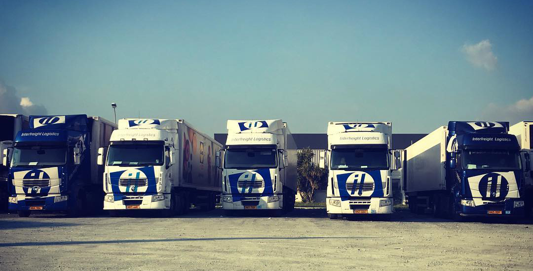 Interfreight fleet